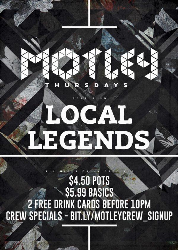 Motley Thursdays