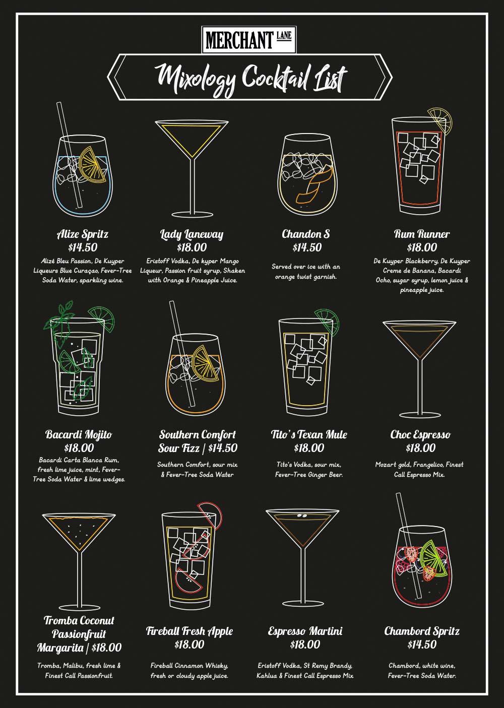 merchant-cocktails-list